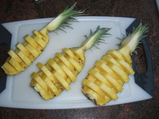 PineappleCutting